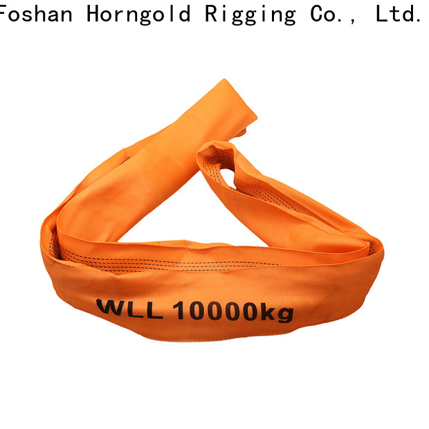 Horngold low person lifting sling company for cargo