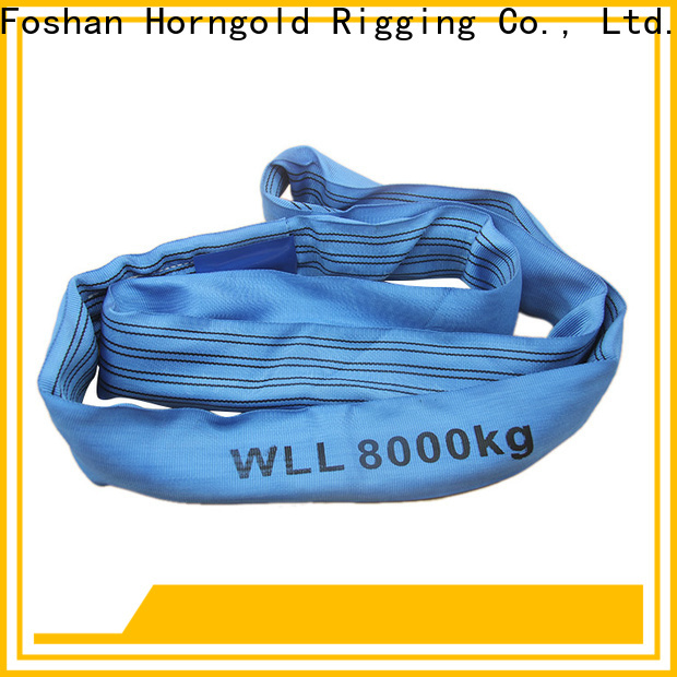 Horngold polyester tow sling for sale for business for cargo