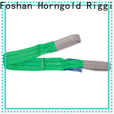 Horngold New webbing sling belt company for cargo