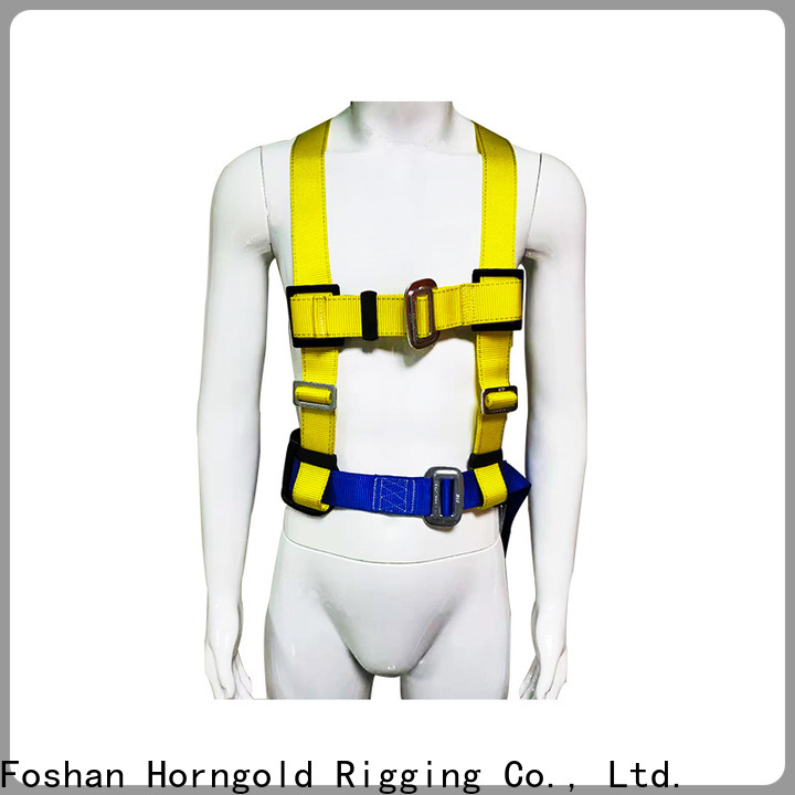 Horngold full fall safe safety harness company for lifting