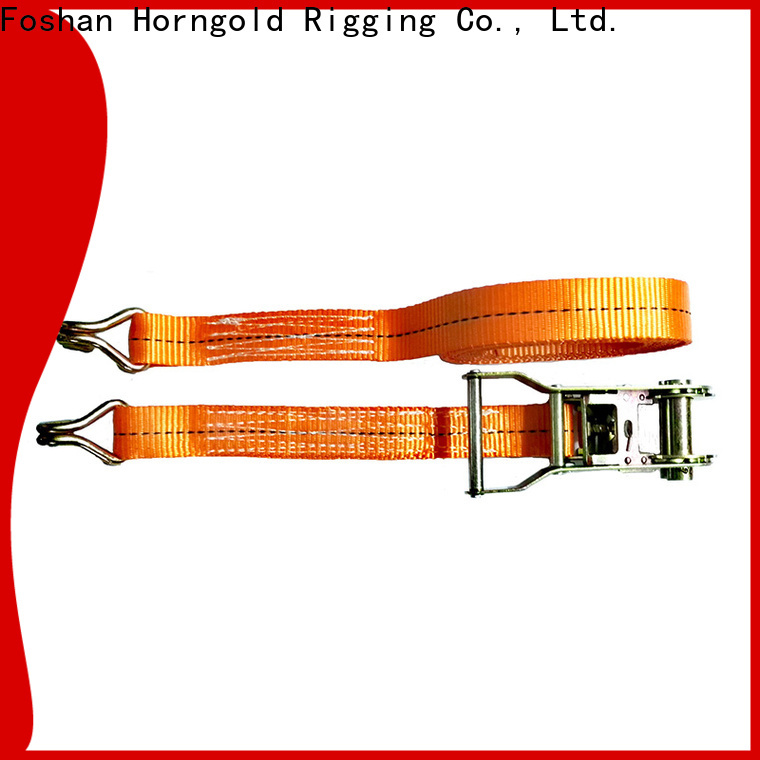 Horngold strap 2 inch tie down straps manufacturers for lashing