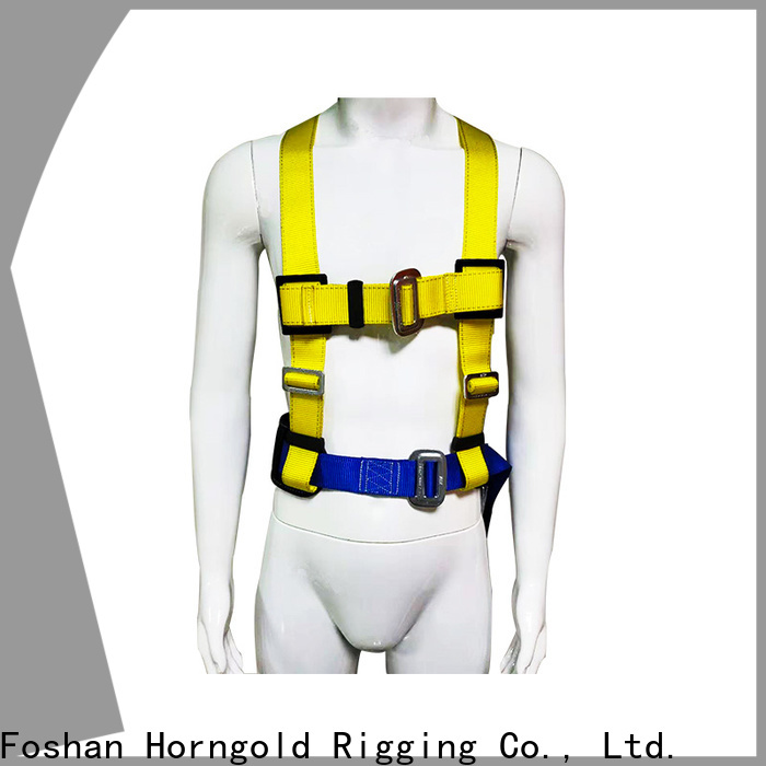 New large safety harness double suppliers for lashing