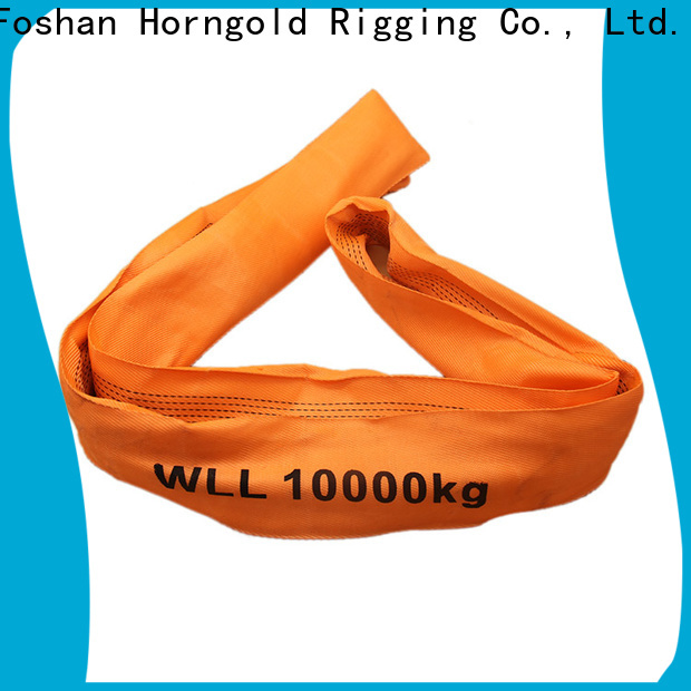 Horngold Custom webbing slings uk supply for lifting