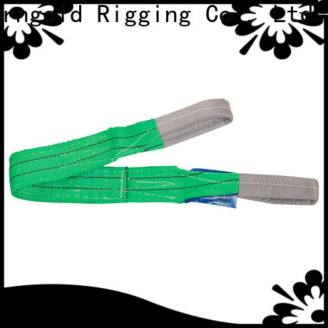 Best rope and sling quality suppliers for lashing