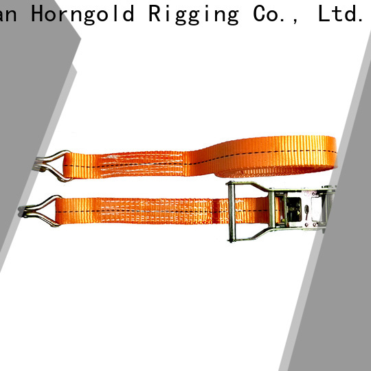Horngold High-quality rubber ratchet straps factory for cargo