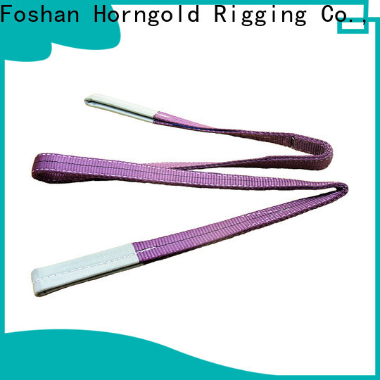 Horngold New western sling and supply for business for lashing