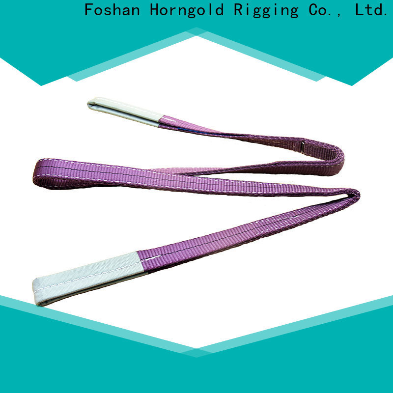 Wholesale lifting slings colour codes 6000kg suppliers for climbing