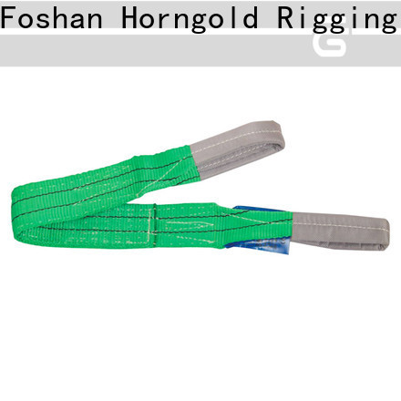 Horngold Latest rigging slings for sale manufacturers for cargo