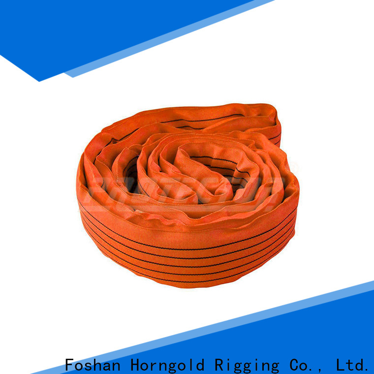 Horngold Wholesale heavy duty sling company for lashing