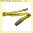 New lifting slings with hooks straps supply for lashing