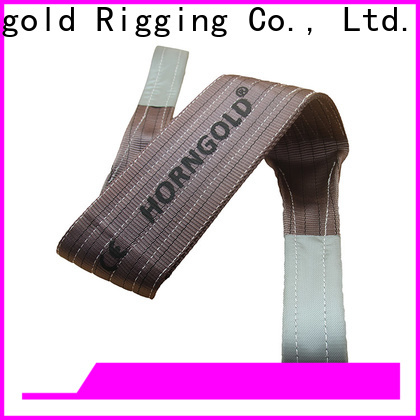 Horngold High-quality used lifting slings suppliers for lashing