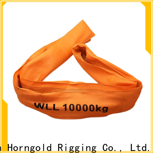 Horngold High-quality rigging slings for sale manufacturers for cargo