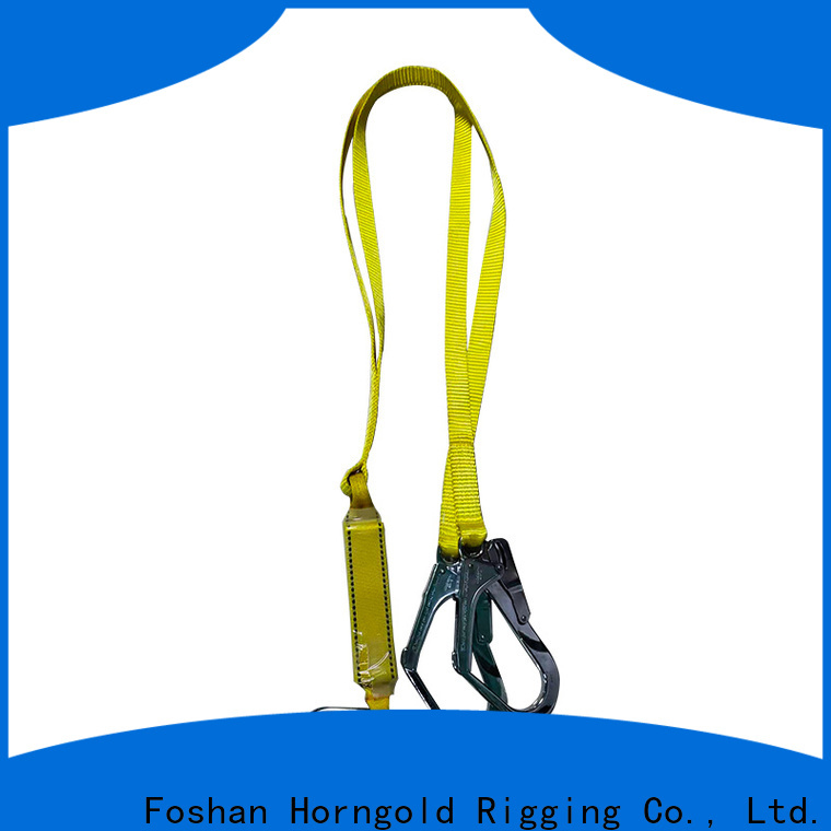 High-quality best safety harness double manufacturers for climbing