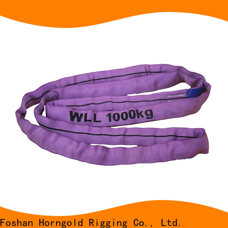 Wholesale loading slings and straps price factory for lifting