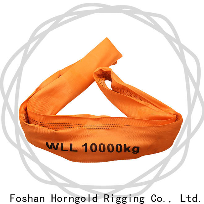Horngold Custom stainless steel wire rope slings company for lifting