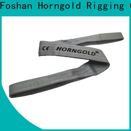 Horngold Custom lifting slings ireland factory for lifting
