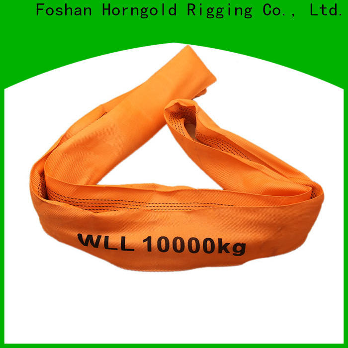 Wholesale basket sling 3t manufacturers for climbing