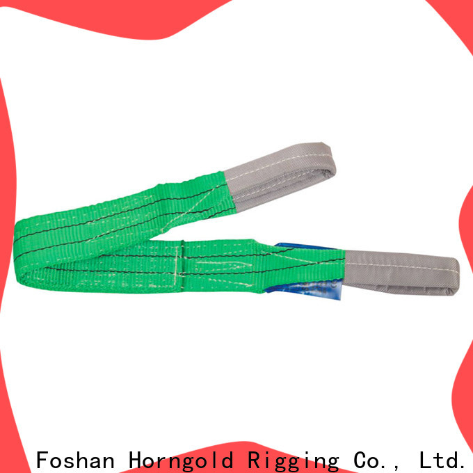 Wholesale lifting slings ireland polyethylene company for lashing