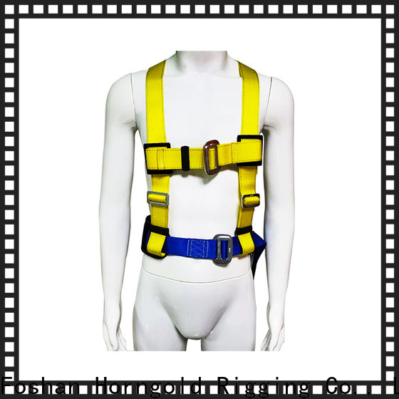 Latest safety harness and lanyard combo body suppliers for lifting
