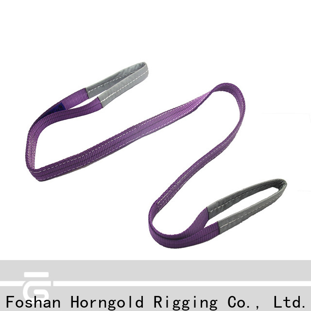 Horngold ultra grommet sling for business for lashing
