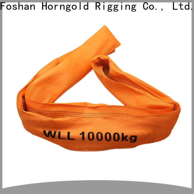 Horngold Wholesale slings and straps for business for lifting