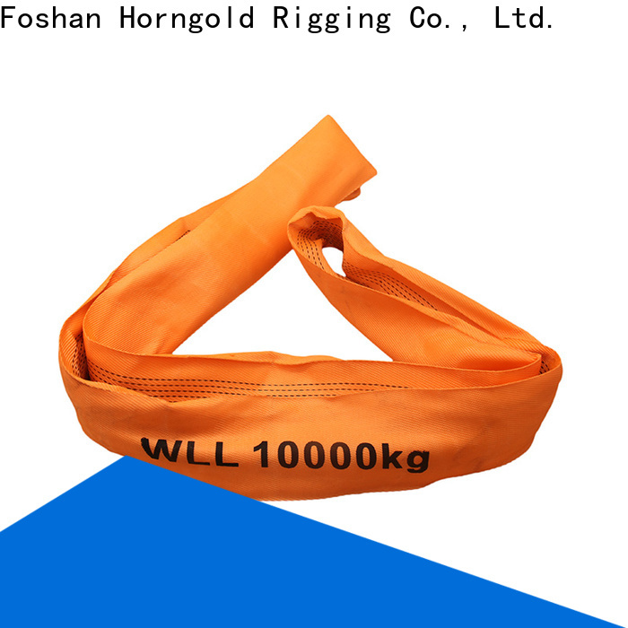 Horngold High-quality nylon slings for sale supply for cargo