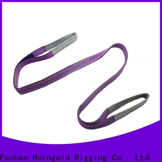 Horngold Custom eye to eye sling factory for lifting