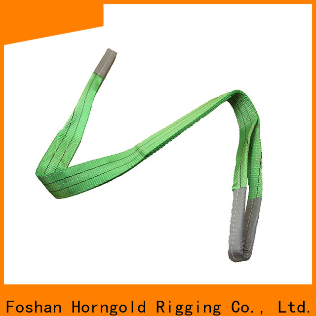 Horngold 1t eye and eye sling factory for lashing