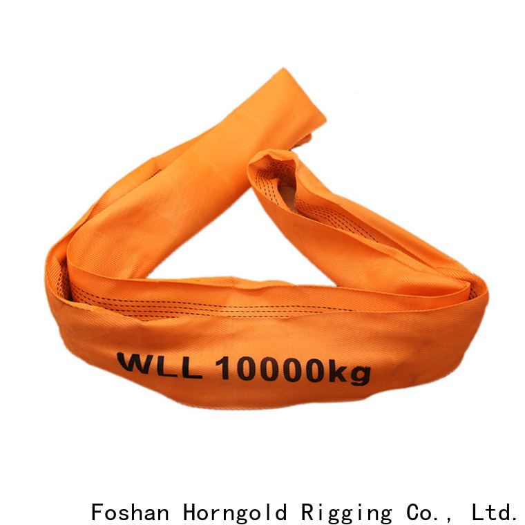 Best crane chain sling round factory for climbing