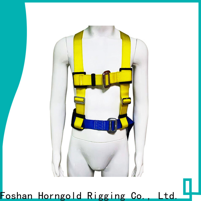 Horngold Top big and tall safety harness for business for lashing