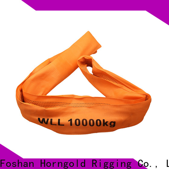 Horngold price sling web supply for lashing