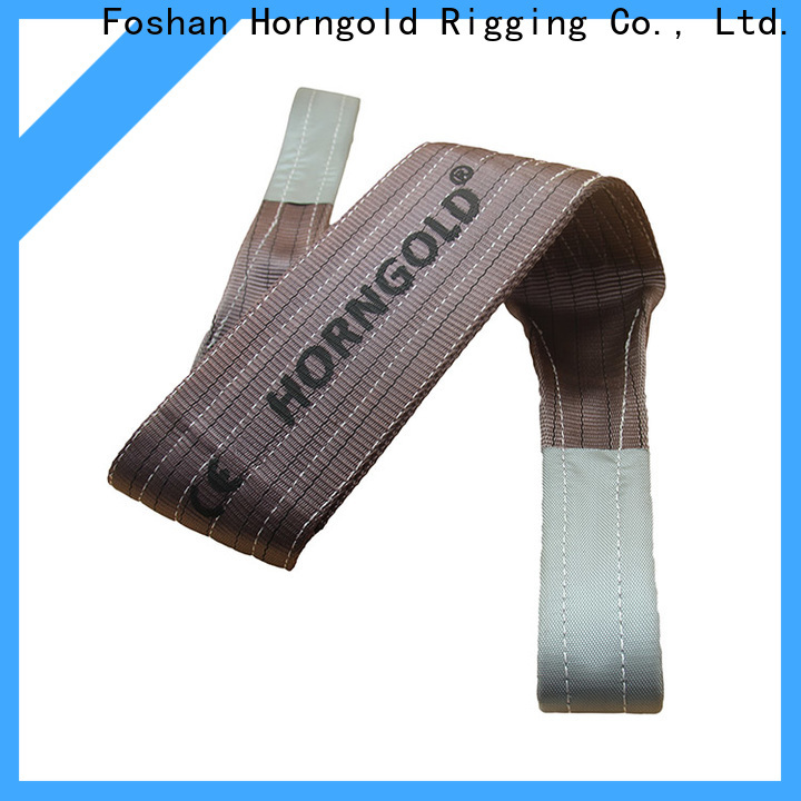 Horngold Custom nylon load straps suppliers for lashing