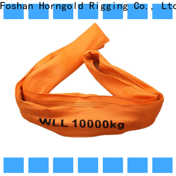 Horngold Custom lifting sling safety company for climbing