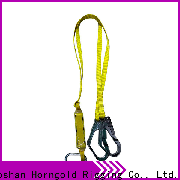 High-quality big and tall safety harness absorber factory for lifting