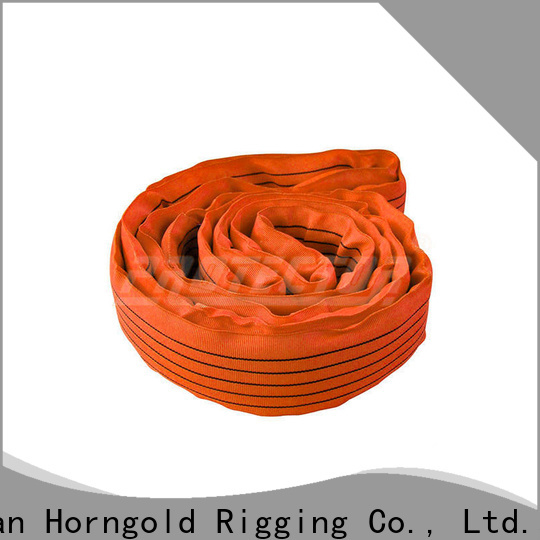 Horngold 6000kg web slings for lifting for business for lifting