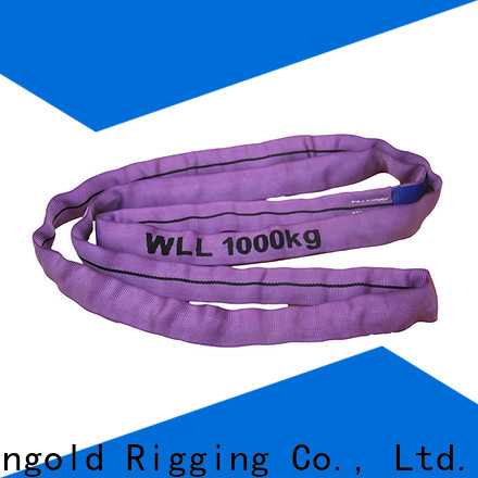 Horngold Best crane rigging slings suppliers for lashing
