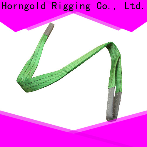 Horngold lifting boat sling for business for cargo