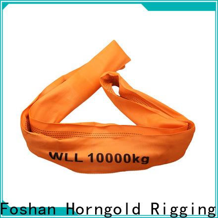 Latest soft sling quality company for cargo