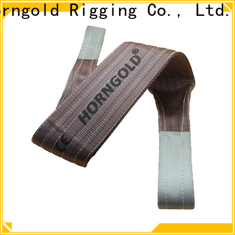 Horngold Latest nylon moving straps company for lifting