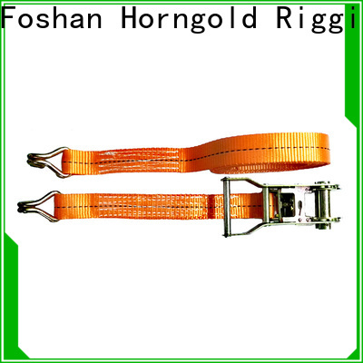 New 2 inch ratchet tie down straps two manufacturers for lifting