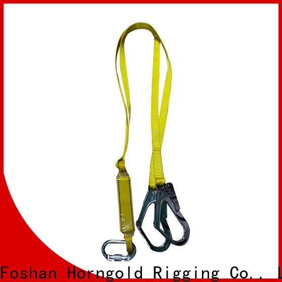 Horngold body safety belt and harness supply for lifting