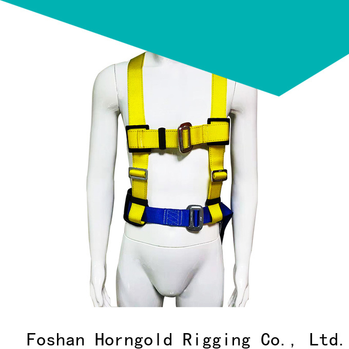 Horngold Wholesale osha approved safety harness supply for cargo