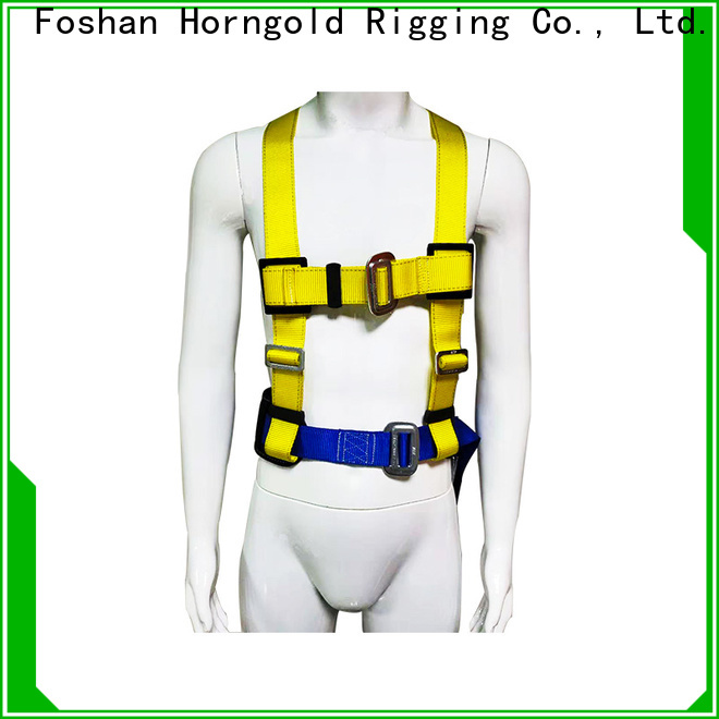 Horngold harness construction safety harness factory for lashing