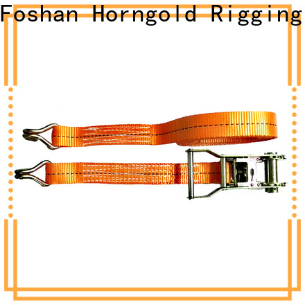Top rubber ratchet straps down suppliers for lifting