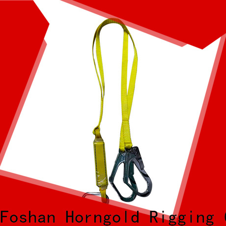 Horngold Latest safety harness accessories manufacturers for cargo