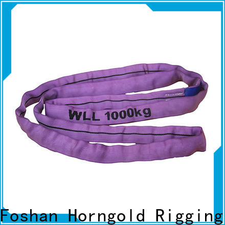 Horngold Wholesale lifting rigging for business for cargo