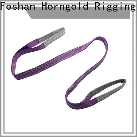 Horngold New endless round sling manufacturers for climbing