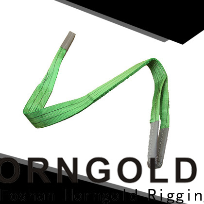 Horngold Top flat sling company for cargo
