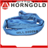 Horngold Latest slings for lifting equipment supply for climbing