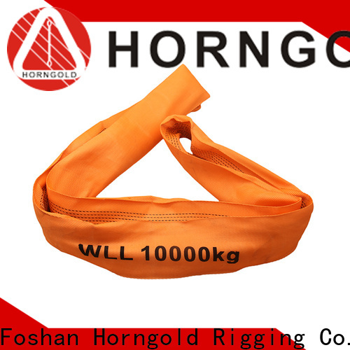 Best heavy duty nylon lifting straps flat factory for cargo